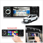 """4.1"""" 1Din HD Touch Screen Car Vehicle Stereo Bluetooth MP5 MP4 Player USB TF 12V"""