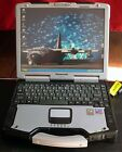Panasonic Toughbook CF-29 MK-5 WI-FI XP-PRO CD-RW/DVD TOUCHSCREEN Loaded Laptop