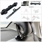 B480Steel+ABS Material ISOFIX Latch Connector Bracket For Car Safety Seat Belts