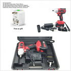 Car Portable 360n.m 68V Brushless Electric Impact Wrench&Multifunctional Adaptor