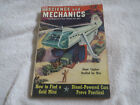 SCIENCE AND MECHANICS MAGAZINE GIANT HELICOPTORS FOR WAR DIESEL CARS JUNE 1951