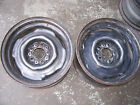 Mopar Dodge Hemi Chy 15x7 factory steel wheels (2)