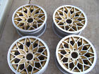1981 Pontiac snowflake Trans Am Real GM Gold wheels (4)