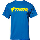 Thor Loud Mens Short Sleeve T-Shirt Royal