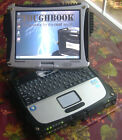 Panasonic Toughbook CF-19 i5 2.50GHz MK-5 WIN 7 LAPTOP 8Gb Ram 1TB TOUCHSCREEN