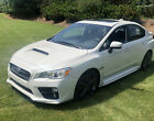 2017 Subaru WRX  2017 SUBARU WRX ONLY 900 MILES NICE MANUAL TRANSMISSION