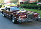 1976 Lincoln Mark Series Pucci ULTRA RARE DESIGNER SERIES - 1976 Lincoln Mark IV Pucci -  20K ORIG MI