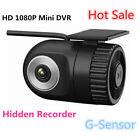 HD Mini Car DVR Video Recorder Hidden Dash Cam Vehicle Spy Camera Night Vision J