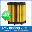 EASTERNER FUEL FILTER ELEMENT SUITS QUICKVIEW WATER SEPARATOR SEE-THROUGH FILTER