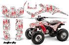 ATV Graphic Kit Quad Decal Wrap For Honda Sportrax TRX300EX 1993-2006 BFLY R W