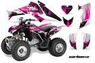 ATV Decal Graphics Kit Quad Sticker Wrap For Honda TRX250X 2006-2018 CARBONX PNK