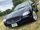 2006 Maserati Quattroporte  2006 Maserati Quattroporte Executive GT *Window Sticker, 2-Owners, $126,855 New*