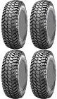 Four 4 Maxxis Liberty ATV Tires Set 2 Front 29x9.5-15 & 2 Rear 29x9.5-15