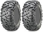 Pair 2 Maxxis Bighorn 2.0 30x10-14 ATV Tire Set 30x10x14 30-10-14