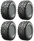 Four 4 Maxxis Bighorn 3.0 ATV Tires Set 2 Front 29x9-14 & 2 Rear 29x9-14