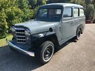 1951 Jeep 1951  Jeep Willys Station Wagon Overland