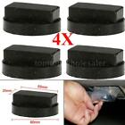 4 Pcs Car Rubber Jack Pad to Avoid Damage For BMW MINI 1/2/3/4/5/6/7 Series D8N1