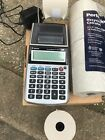 Canon P1-DHV Printing Calculator