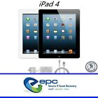 Apple iPad 4 | 16GB 32GB 64GB | WiFi + Cellular | Black White | GRADE A-C