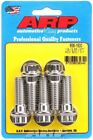 Polished 656-1500 ARP 180,000 psi Stainless Steel Bolts ARP