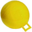 "Airhead Marine Inflatable Yellow Buoy 20"" Diameter Great For Swim Areas Moorings"