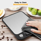 Ultra Thin Digital Electronic Weight Scale LCD Display Food Measure Tool Utility