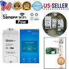 Sonoff Pow Wireless Remote Control WiFi Switch 16A Measurement For IOS Android
