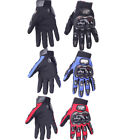 3D Carbon Fiber Pro-Biker Bike Motorcycle Motorbike Racing Gloves Full Finger WY