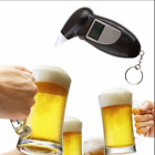 LCD Display Digital Alcohol Tester Professional Police Alert Breath Alcohol
