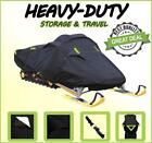 600D Sled Snowmobile Cover Ski Doo Bombardier Renegade Backcountry 800R 2010