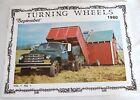 Studebaker Turning Wheels Sept 1980 VOL.12 NO.9  Studebaker Drivers Club