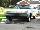 1970 Plymouth Fury GT 1970 Pymouth Sport Fury GT