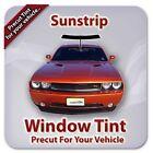 Precut Window Tint For Dodge Ram 2500 Ext. Quad Cab 1995-2002 (Sunstrip)