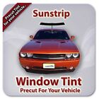 Precut Window Tint For Dodge Ram 2500 Ext. Quad Cab 2009-2018 (Sunstrip)