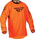 Fly Windproof Technical Jersey M Orange 367-809M