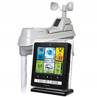 AcuRite 02064 5-in-1 Color Station with Weather Ticker and Future Forecast,