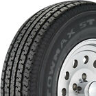 2 New ST235/85-16 Towmax STR II 10 Ply E Load Radial Trailer Tires 2358516