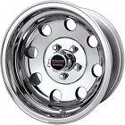 American Racing Baja 15x8 6x139.7 (6x5.5) +19mm Polished Wheels Rims AR1725883