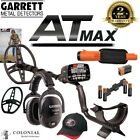 Garrett AT MAX Metal Detector - Pro-Pointer AT Z-Lynk Pinpointer Special