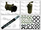 New A/C Compressor Kit fits 2007-2009 GMC Yukon Yukon XL 1500 Yukon,Yukon XL 150