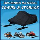 Sled Snowmobile Cover fits Arctic Cat M 8000 Mountain Cat Alpha One 165 2019-20
