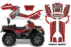 ATV Graphics Kit Decal Wrap For CanAm Outlander Max 500/800 2006-2012 WIDOW S R