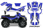 ATV Graphics Kit Decal Wrap For CanAm Outlander Max 500/800 2006-2012 TRIBAL W U