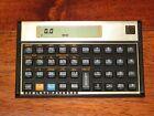 HP 12C Financial Calculator Hewlett Packard GREAT COND.