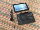 RCA Tablet 10'' Bundle Detachable Keyboard Viking Pro 32GB Charger RCT6303W87