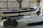 2000 Boatex Limited Edition 12' Sailboat & Trailer - North Carolina