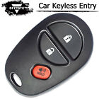 Fits 2007 2008 2009 2010 OEM Toyota Camry Remote Control Key Fcc- HYQ12BBY 4D67