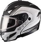 GMAX GM54 Terrain Snow Helmet G2546603 XXL Flat Black/White