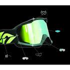 Shot Race Gear Assault Adult Goggles 244-1483