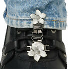 Ryder Clips Laced Boots Two Clip Version FWL-FC Flower